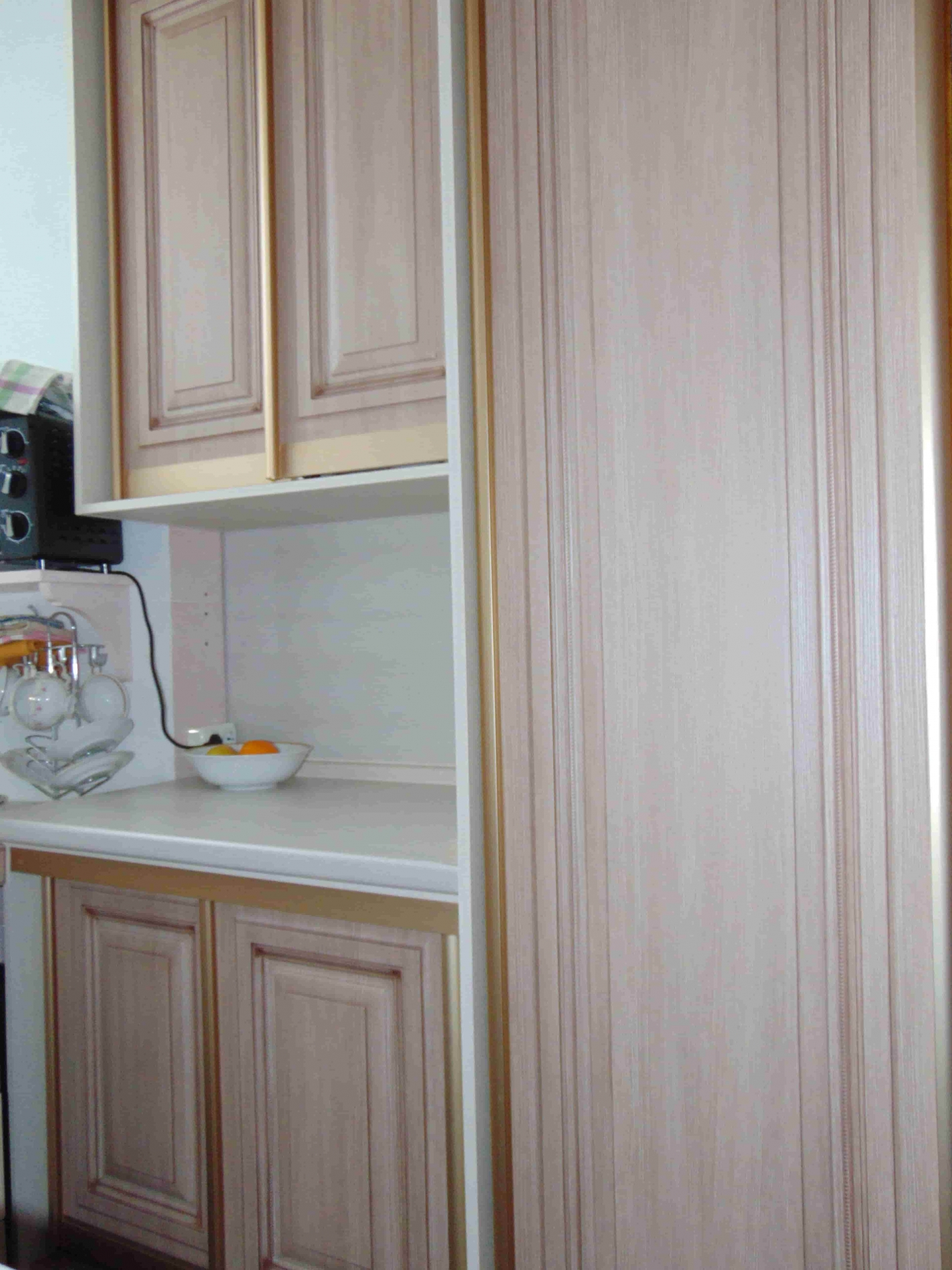 Кухонный гарнитур фасады купе