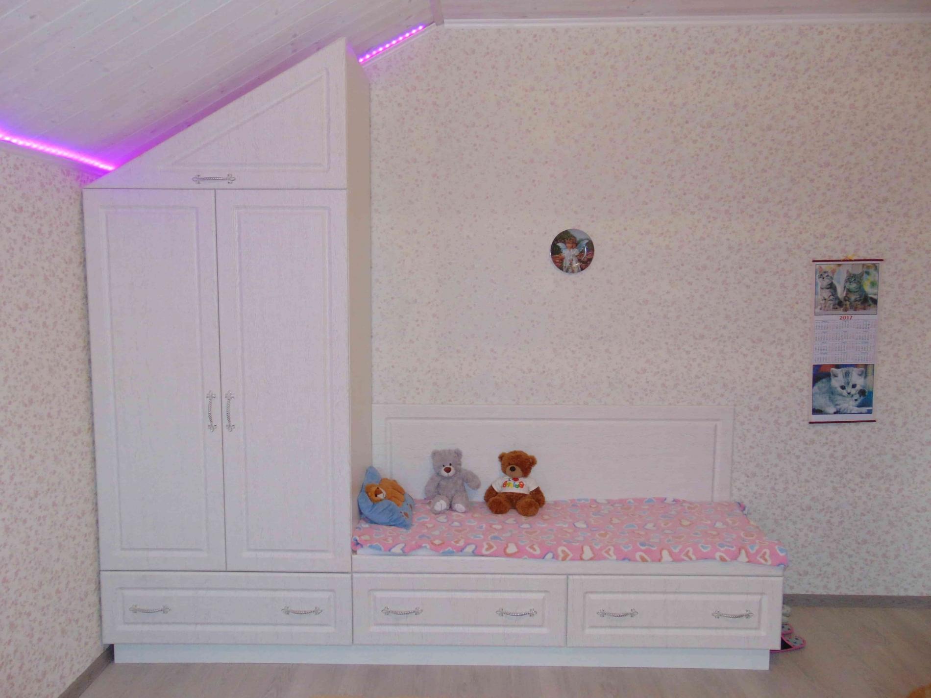 Мебель для детской в спальню
