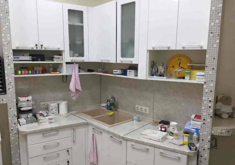 Кухня в стоматологический кабинет