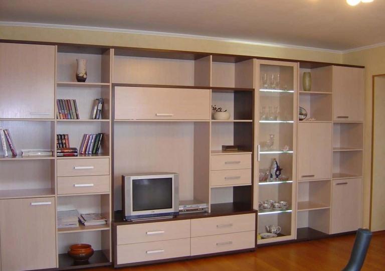 Shkaf-stenka-pod-knigi-i-TV